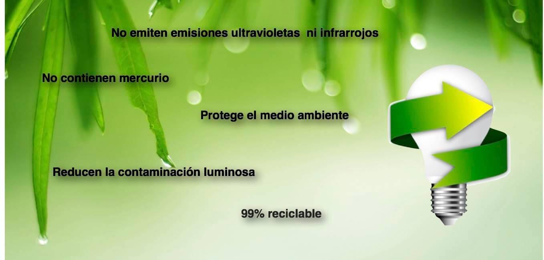 bombillas led ecologicas